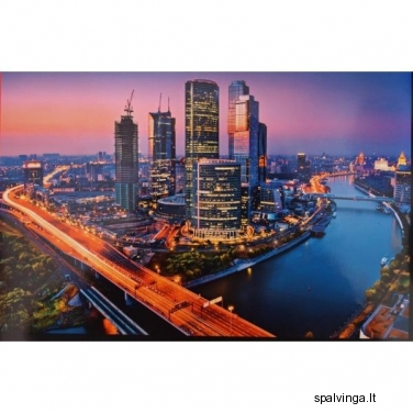 Fototapetai MASKVA NIGHT 254 x 366 cm VENA