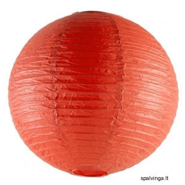 Popierinis gaubtas BAOJI 40cm raudonas