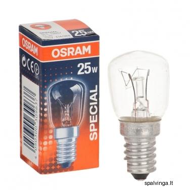 Šaldytuvų kaitinamoji lemputė OSRAM