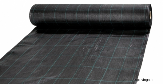 Sodo plėvelė, juoda 1,6M RIM