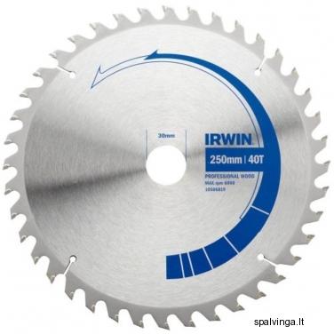 Diskinis pjūklas PRO IRWIN, skersmuo 160 mm