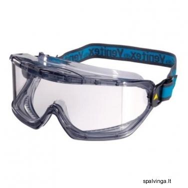 Apsauginiai akiniai su ventiliacija DELTA
