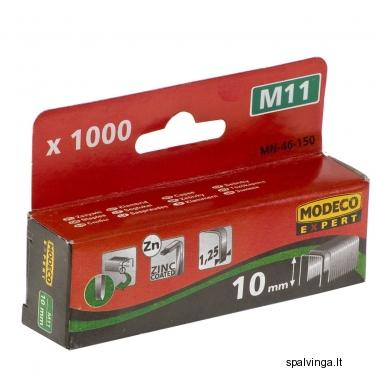 Kabės 10 mm, tipas: 11 MODECO EXPERT