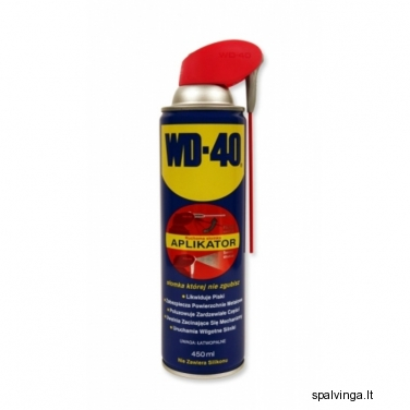 Daugiafunkcinis preparatas WD-40 WD-40