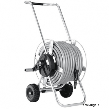 Žarnų vežimėlis METAL COMPACT CLABER