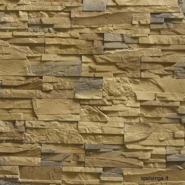 Fasado apdailinė plokštė  ROMA KARMEL (0,62 m2)