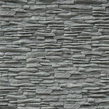 Fasado apdailinis akmuo AVIGNON GRAFIT (0,71 m2)