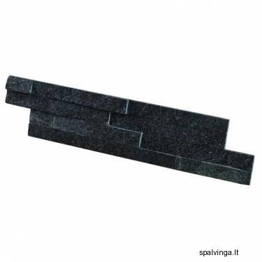 Apdailini natūralus akmuo vidinėms ir išorinėms sienoms WALL CRAZY SILVER BL SMALL (0,44 m2)