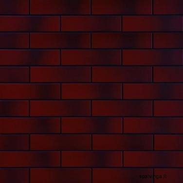 Fasado apdailos plyta COUNTRY 245X65X6.5 vyšnios spalvos (0,5 m2)