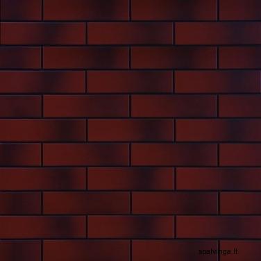 Fasado apdailos plyta 245X65X6.5 BURGUND (0,5 m2)