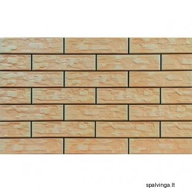 Fasado apdailinis akmuo CER10BIS 300X74X9 ECRU (0,48 m2)
