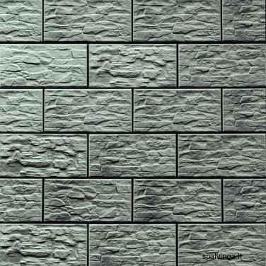 Fasado apdailinis akmuo CER26 300X148X9 ONYKS (0,53 m2)