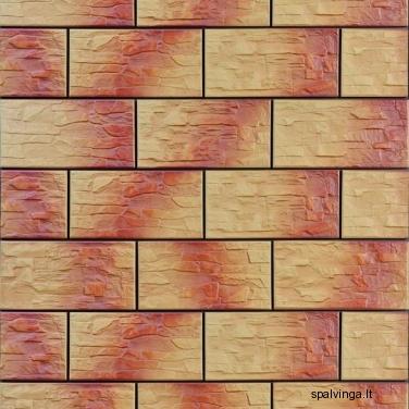 Fasado apdailinis akmuo CER3 300X148X9 JES LIS (0,53 m2)