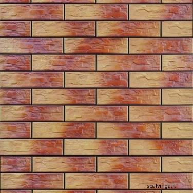Fasado apdailinis akmuo CER3BIS 300X74X9JES LIS (0,48 m2)