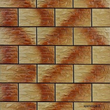 Fasado apdailinis akmuo CER8 300X148X9 MOCCA (0.53 m2)