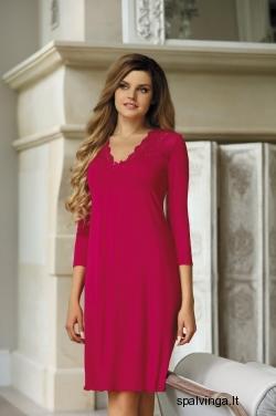 Babella naktinukai MORGANA (rubino ir levandų spalvos)