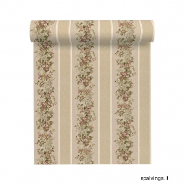 Viniliniai tapetai popieriaus pagrindu VILLA-1 A.S. CRÉATION TAPETEN