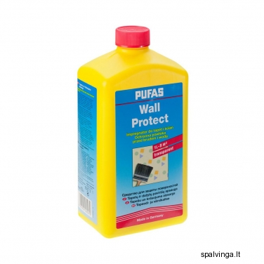 Impregnatas WALL PROTECT 1 l PUFAS