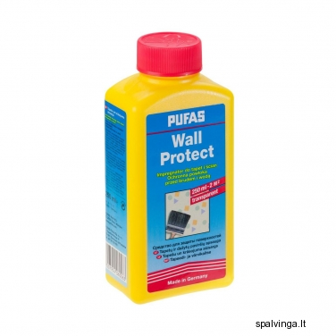 Impregnatas WALL PROTECT 0.25 l PUFAS