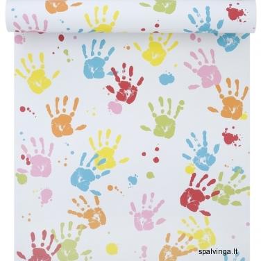 Popieriniai tapetai HAND RASH
