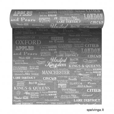 Viniliniai tapetai flizelino pagrindu LONDON GRANDECO