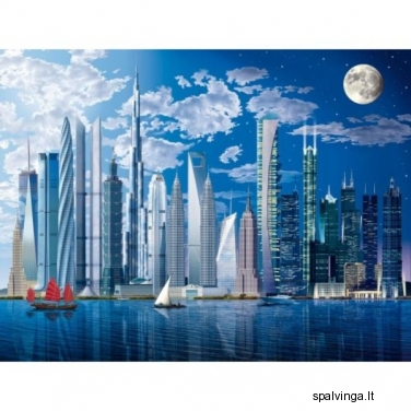 Fototapetai 366/254 WORLD TALLEST BUILDINGS