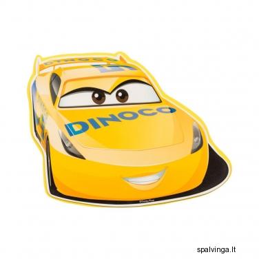 Lipdukas CARS 26 x 34,5 cm DISNEY