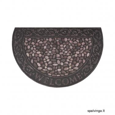 Durų kilimėlis RIVERSTONE 58,5 x 89 cm INSPIRE