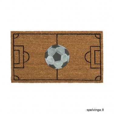 Durų kilimėlis FUTBOLAS 40x70 cm INSPIRE