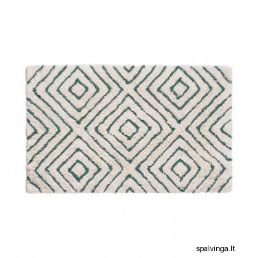 Vonios kilimėlis JADE 80 cm x 50 cm SENSEA