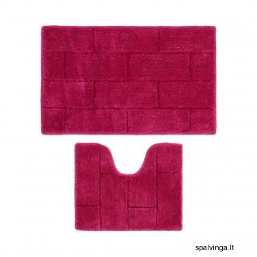 Vonios kilimėlis TENNESSEE 80 cm x 50 cm CORAM