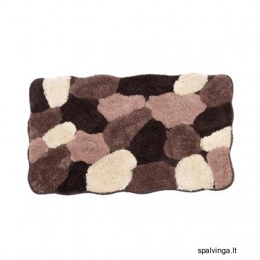 Vonios kilimėlis AKMENYS 80x50 cm INTERIOR