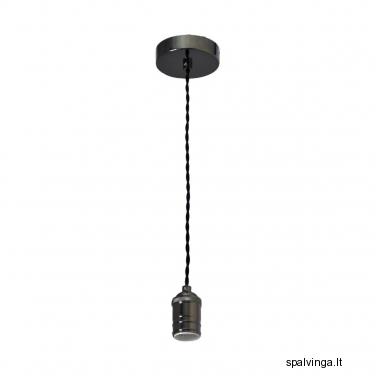 Šviestuvo laidas IONE INSPIRE E27 juoda