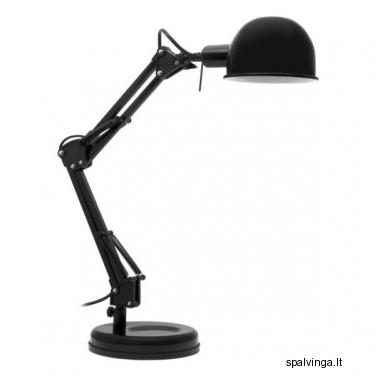 Stalinis šviestuvas PIXA 40W E14 juodas