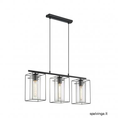 Pakabinamas šviestuvas LONCINO 3x60 EGLO