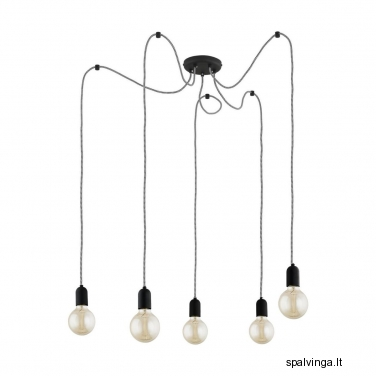 Pakabinamas šviestuvas QUALLE 1520 5 x 60 TK LIGHTING