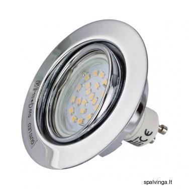 Šviestuvas RUCH LED 3.5W GU10 60LED