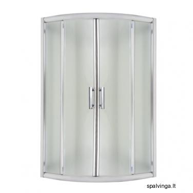 Dušo kabina OPTIMA SENSEA 1/4K 80X80X165