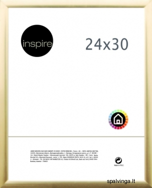 Rėmelis PCV INSPIRE 24X30