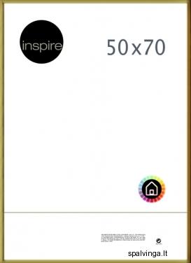 Rėmelis PCV INSPIRE 50X70