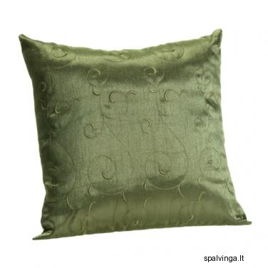 Dekotatyvinė pagalvėlė 40/40 SPIRALĖ