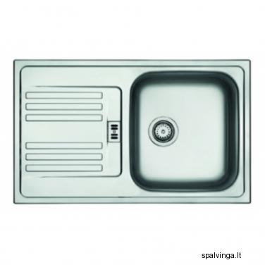 Virtuvės kriauklė EFN 1K1O 78X47.5