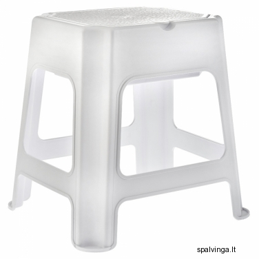 Balta vonios kėdė