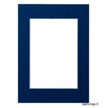 Paspartu MINIDIGHT BLUE 30X40