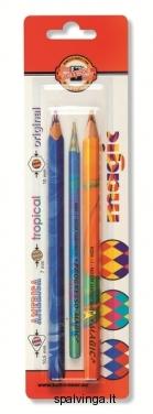 Pieštukai MAGIC MIX 3 vnt.