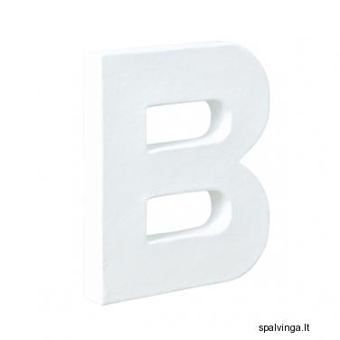 Raidė B 12X10.5X1.5