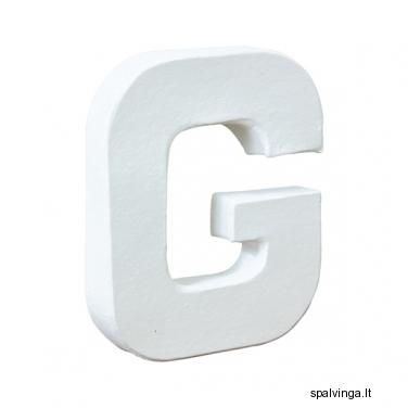 Raidė G 12X10.5X1.5
