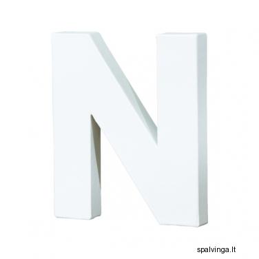 Raidė N 12X10.5X1.5