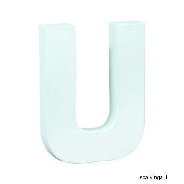 Raidė U 12X10.5X1.5