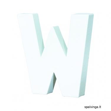 Raidė W 12X10.5X1.5